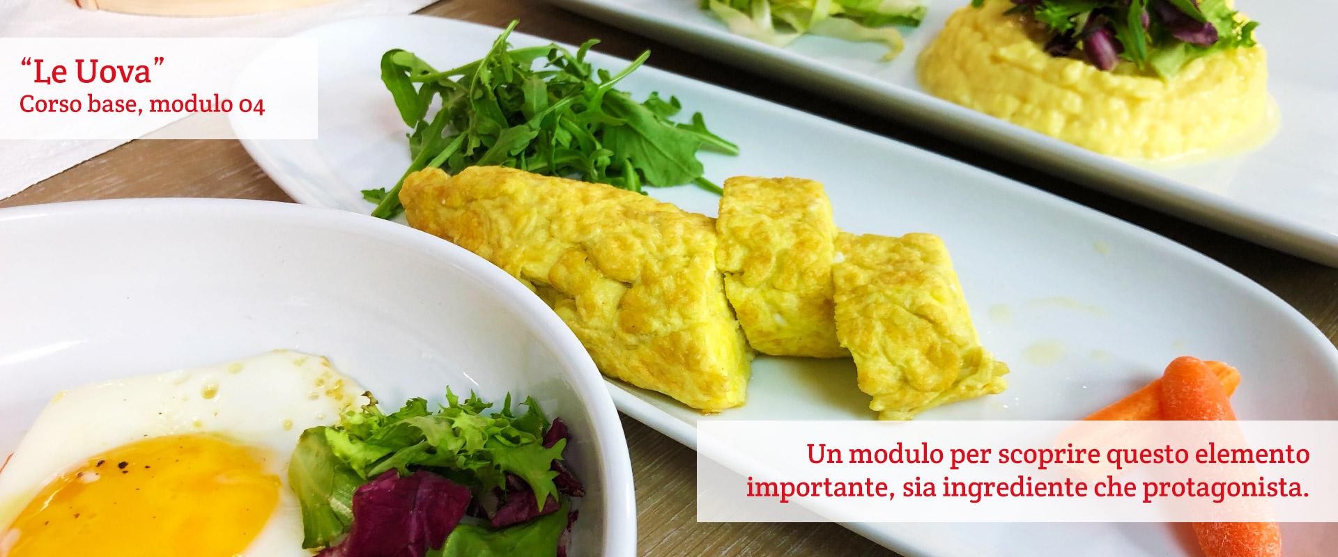 Le Uova Corso Cucina Online Diventa Chef